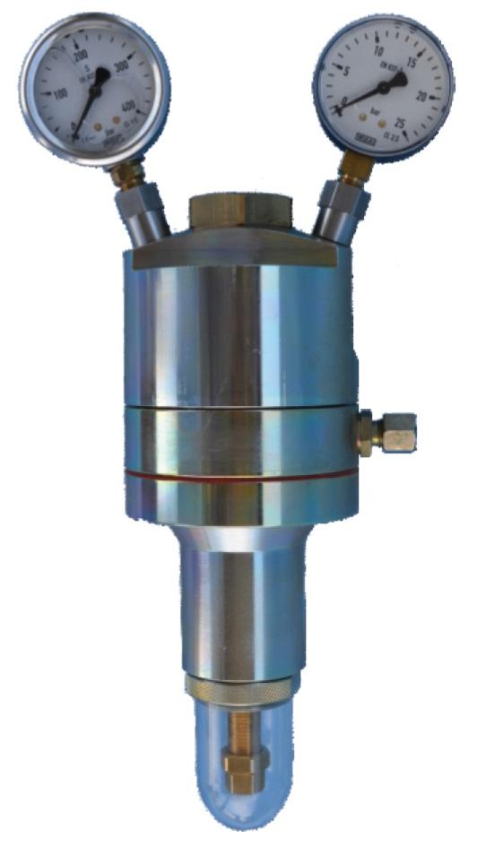 Регулятор давления газа тип 129-VP