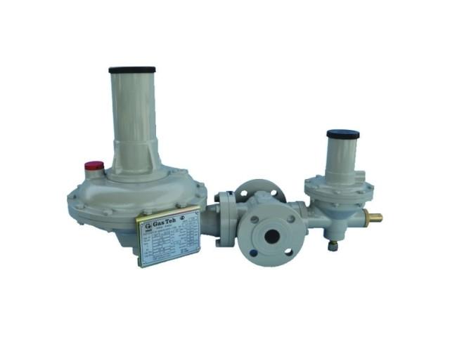 Регулятор давления газа тип 122-BV