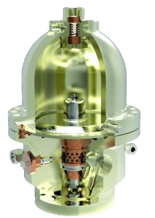 Регулятор давления газа тип 128-GO