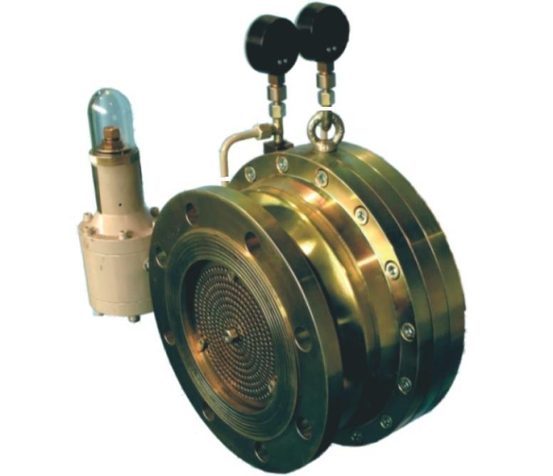 Регулятор давления газа тип 135-AX