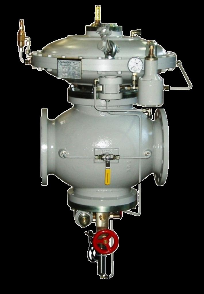 Регулятор давления газа тип 139-BV