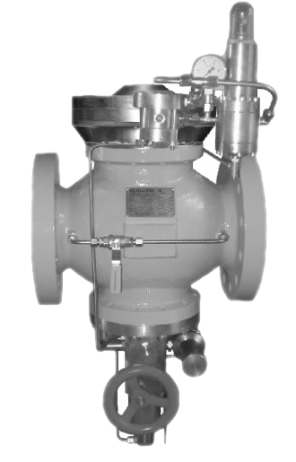 Регулятор давления газа тип 143-BV