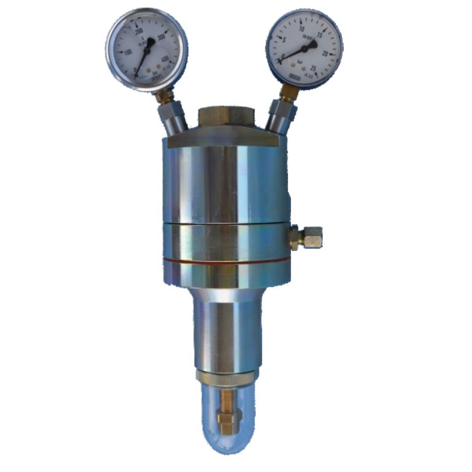 Регулятор давления газа тип 114