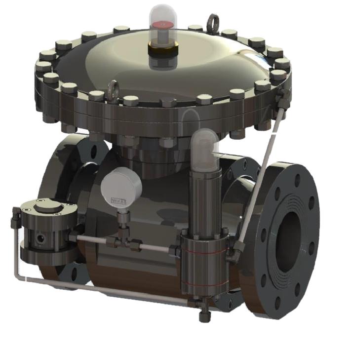Регулятор давления газа тип 146-AX