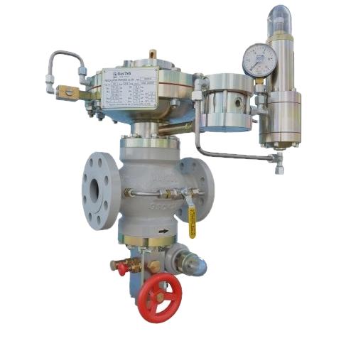 Регулятор давления газа тип 149-BV