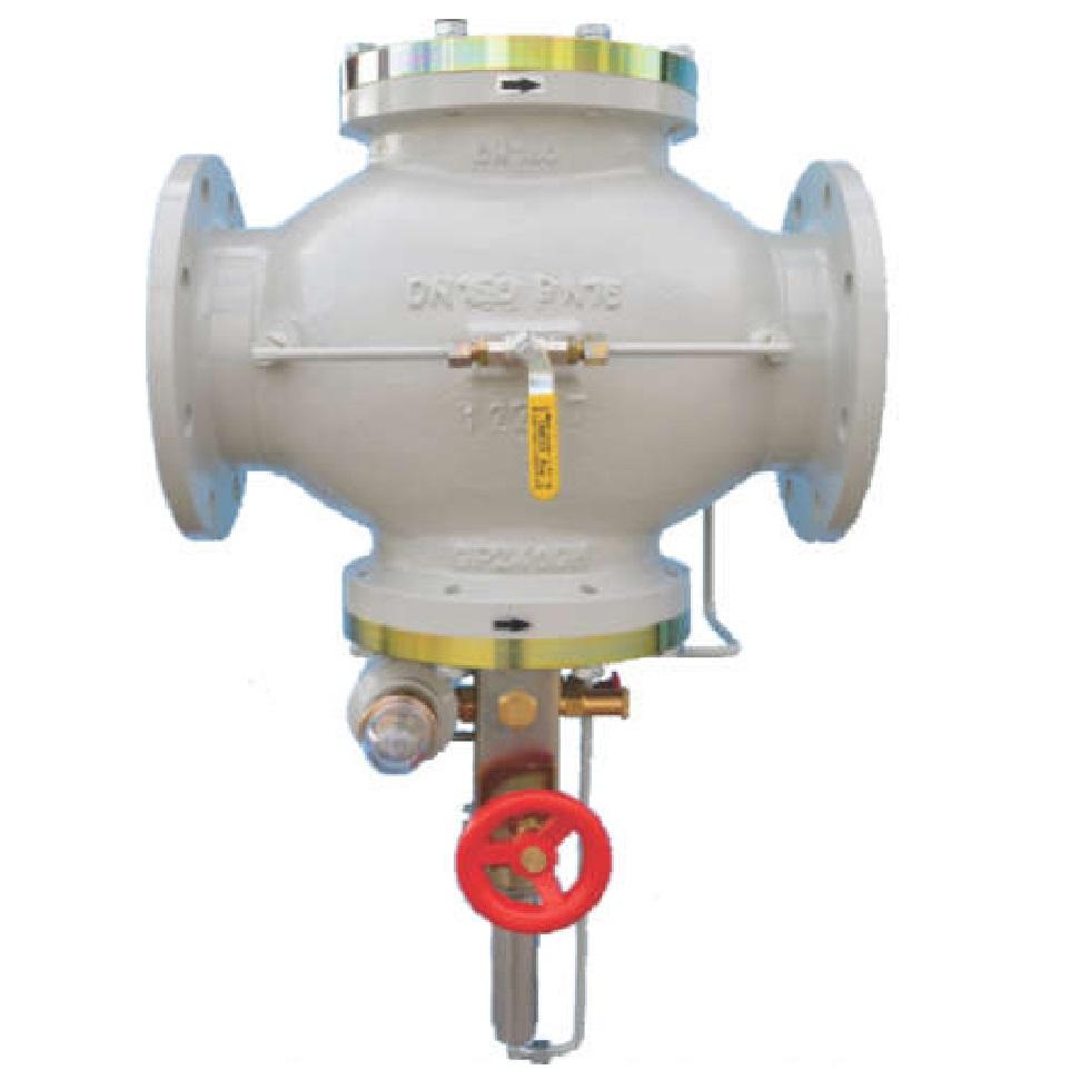 Предохранительный запорный клапан 232-BV
