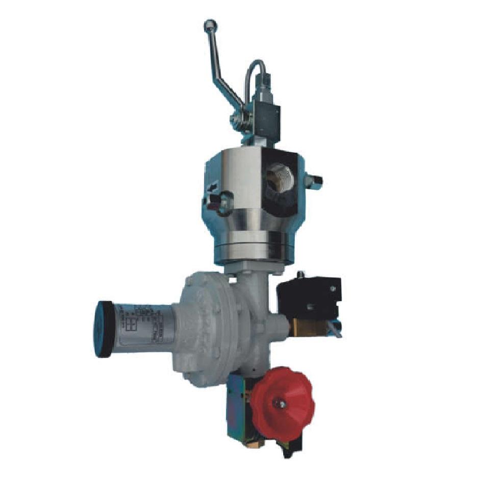 Предохранительный запорный клапан 235-BV